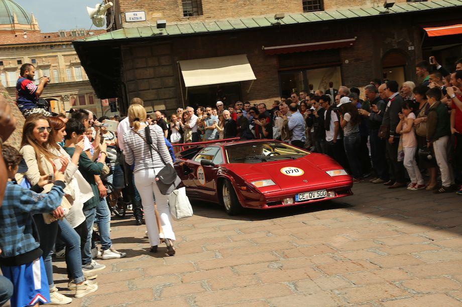 Lamborghini Countach 25th Anniversary Model