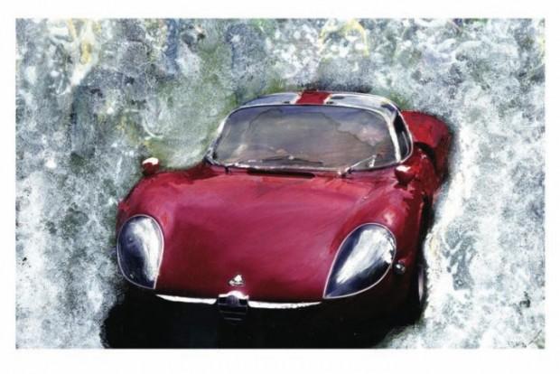 Alfa Romeo Type 33 by Wallace Wyss