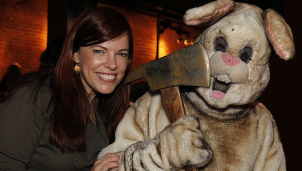 amy bruni leaving ghost hunters
