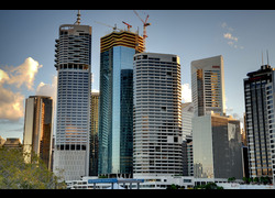 Brisbane_skyscrapers