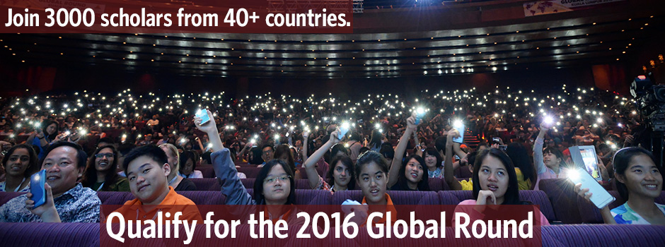 Join 3000 scholars from 40+ countries