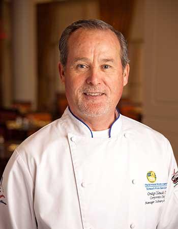 Chef Craig Claude
