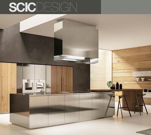 Scic channel - Cucine italiane design ...