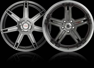 TRD Alloy Wheels