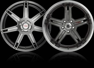 TRD Alloy Wheels