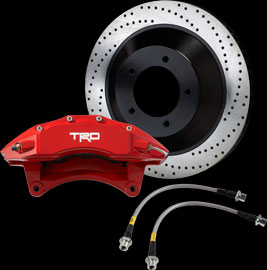 TRD Big Brake Kit