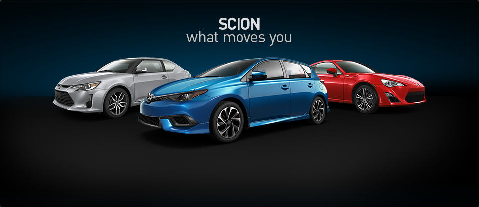 Scion - What Moves You