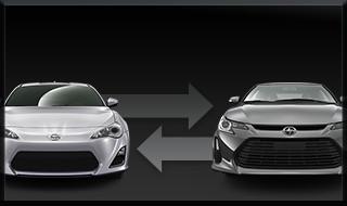 Comparaison de véhicules