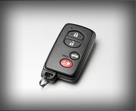 Système Smart Key avec démarrage à bouton-poussoir