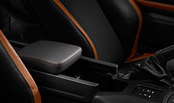 Scion FR-S RS 2.0 - Center Armrest