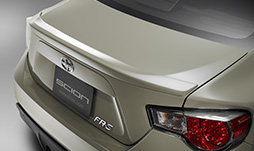 Scion FR-S RS 2.0 - Colour Keyed Rear Spoiler