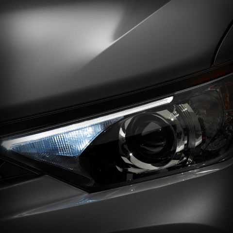 LED Daytime Running Lights and Tail Lights