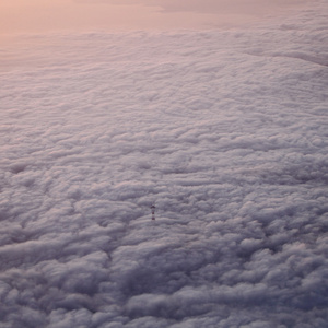 Foraging - Charlie Hoey: The Tumblr (San Francisco from the air, December 9th, 2011)