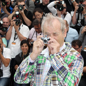 Foraging - Bill Murray At Cannes: 'Moonrise Kingdom' Star Steals Spotlight In France (PHOTOS)