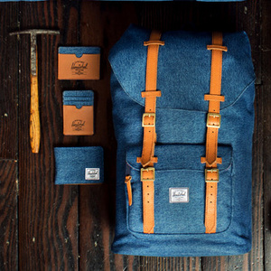 Cache Money - The Herschel Supply Co. Brand