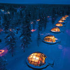 Cache Money - Igloo Village | Hotel & Igloo Village Kakslauttanen