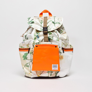Cache Money - Carven - Porter Herbal Print Backpack | TRÈS BIEN SHOP