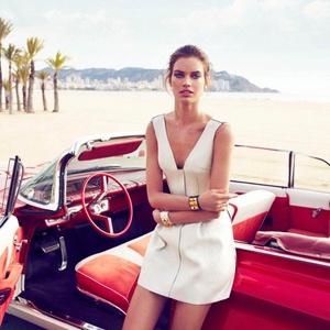 Cache Money - Rianne ten Haken & Her Buick Lesabre Convertible « Airows