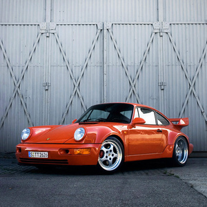 Cache Money - Porsche 911 RS 3.8 (964) [Photoshoot] - Teamspeed.com
