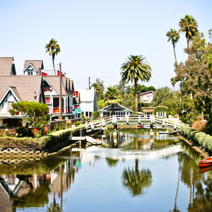 Cache Money - Venice, California Canals - Hygge House