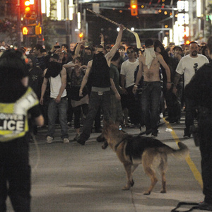 Cache Money - Photos: Riots, fire, destruction after Vancouver's loss | Posted | National Post