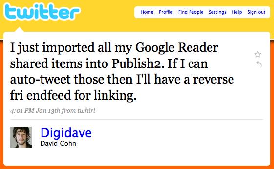 david-cohn-google-reader