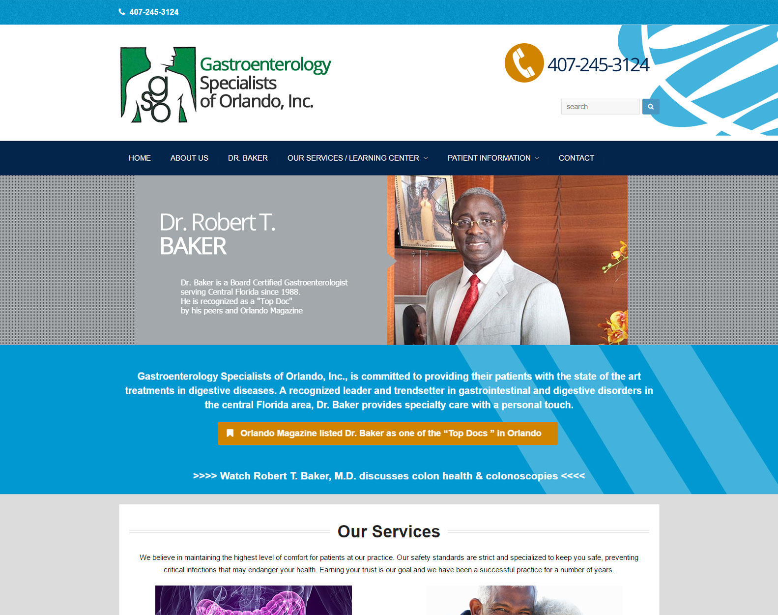 Gastroenterology Specialists of Orlando, Inc.