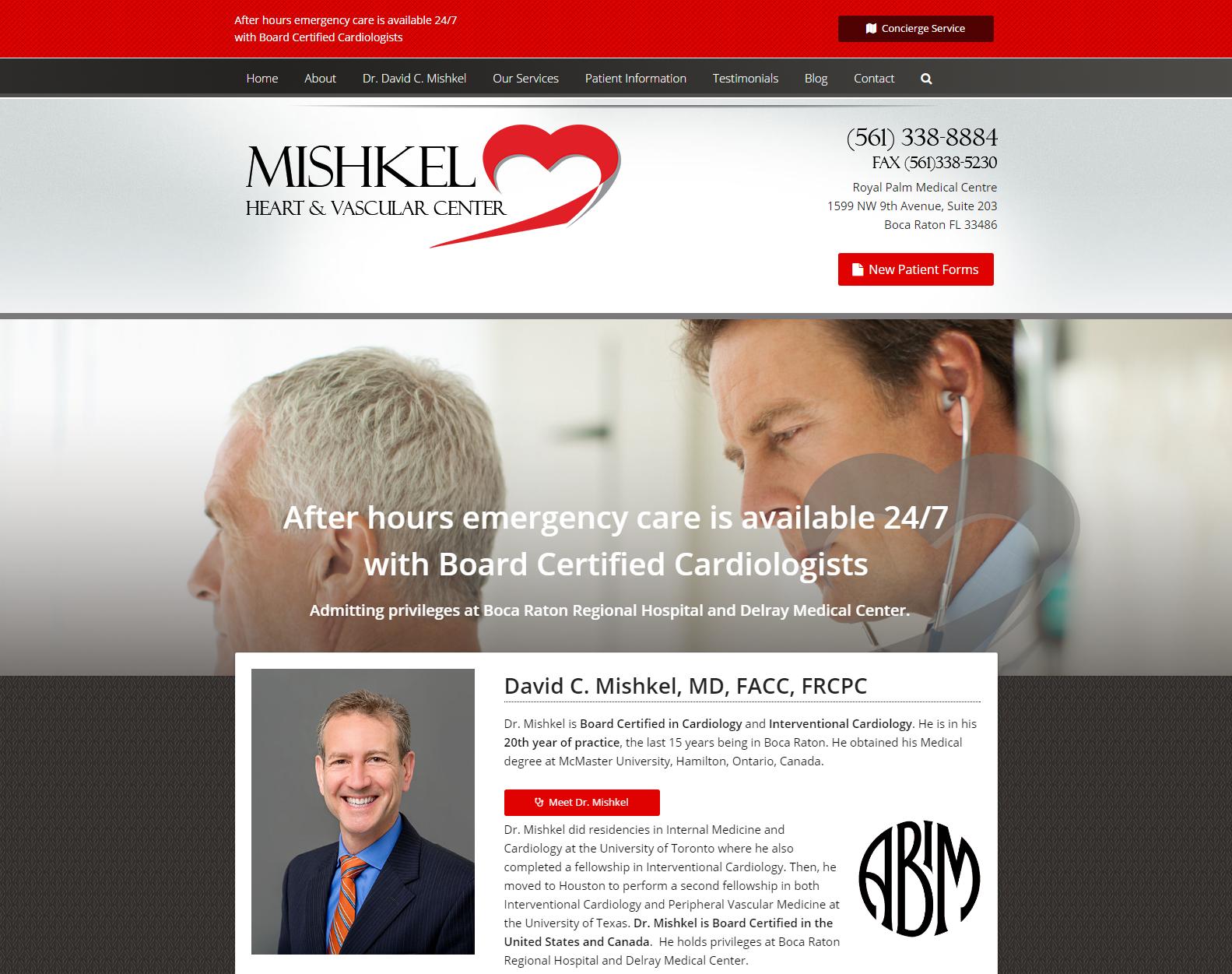 Mishkel Heart & Vascular