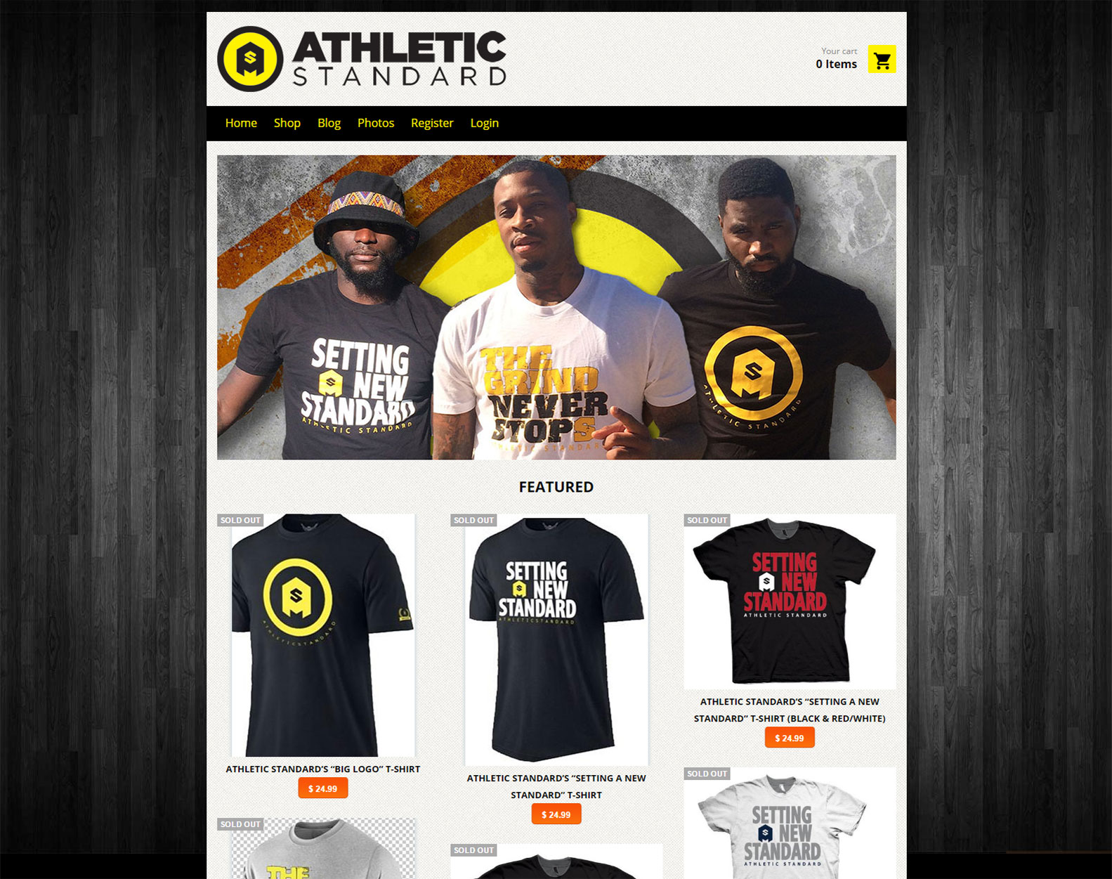 Athletic Standard Shop