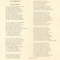 """The Trumpeter"" (poem)"
