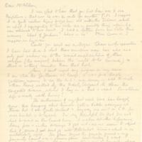 Letter from Joseph Dalby to Alexander Wilson