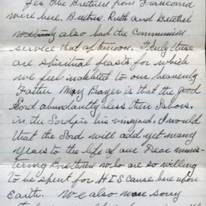 Letter November 27, 1917 to I.B. Good