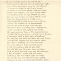"""""""I Was in Prison"""" (poem)"""