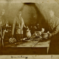 Photograph: Cleaning After Meal