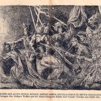 Christian War graphic