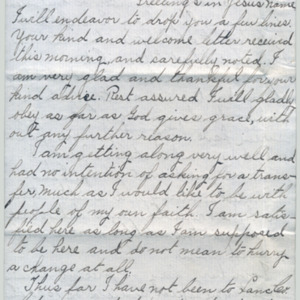 Letter September 4, 1918 to I.B. Good
