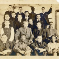 Photograph: Camp Upton C.O.s