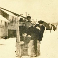 Photograph: Sled Ride