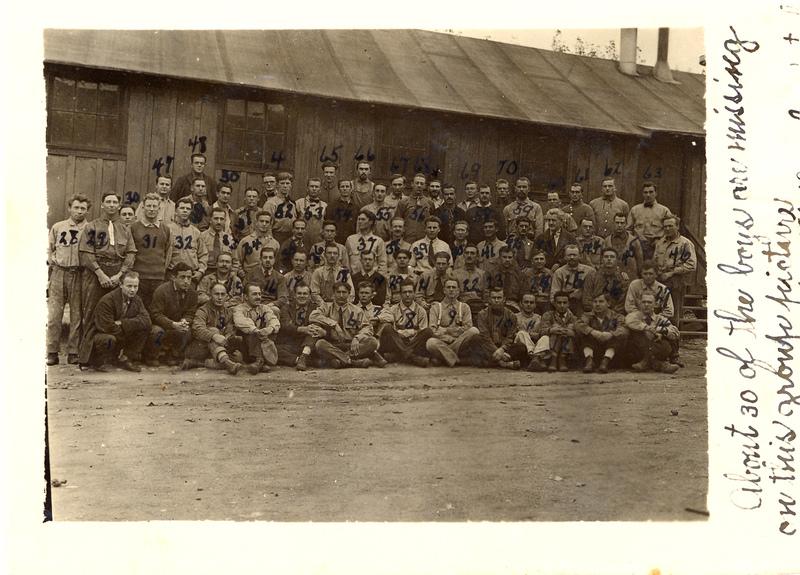 """Photograph: """"Ft. Douglas Group"""" (front)"""
