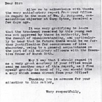 Letter May 9, 1918 from Frances Witherspoon to H. P. McCain