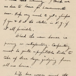Letter July 11, 1918 from Evan Thomas to Violet [Thomas]