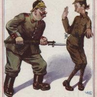 Cartoon Conscientious Objectors 4