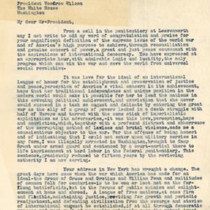 LetterToWoodrowWilsonFromBrentAllinsonSept30th1918Page1.jpg