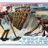 Cartoon Conscientious Objectors 3
