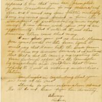 Letter September 29, 1918 from David Eichel to Sibyl ____
