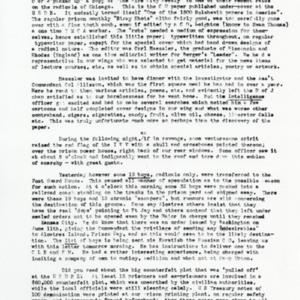 Bruno Grunzig notes