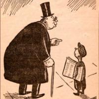 The Upper Crust Cartoon