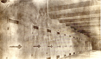 Photograph: Ft. Leavenworth Solitary Cells