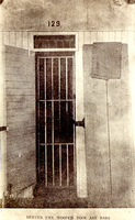 Photograph: Ft. Leavenworth Solitary Cell Door