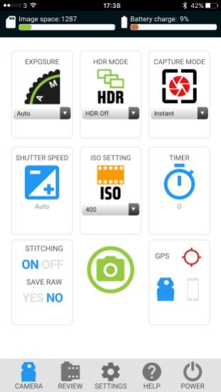 Web UI Interface